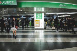 新宿駅直結・徒歩1分のジェニークリニック