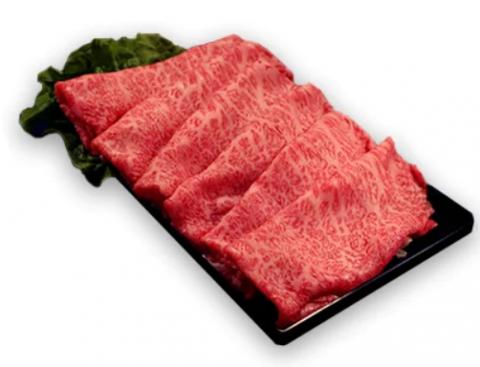 おすすめ11位:佐賀県嬉野市 佐賀牛 A5しゃぶしゃぶすき焼き用ロース肉・モモ肉・ウデ肉 400g