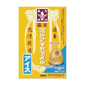 森永製菓 森永ミルクキャラメルアイス