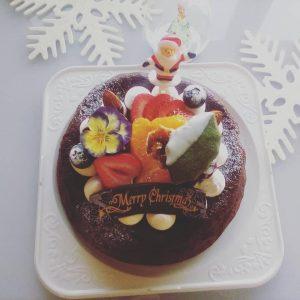 ワイルドベリー クリスマスケーキ