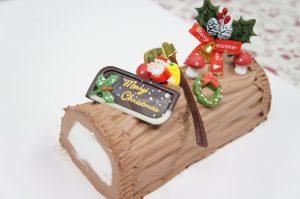オーボン スーヴニール クリスマスケーキ
