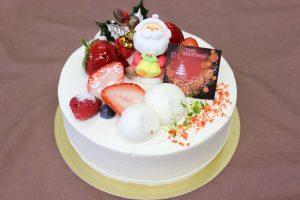 パティスリークロト クリスマスケーキ