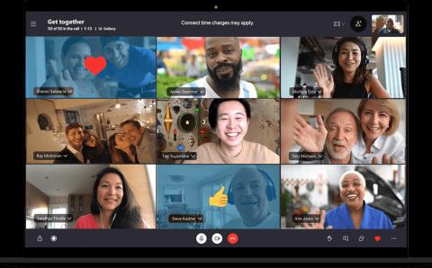 Skypeは通話やチャットができる無料ツール