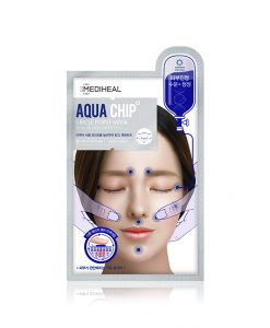 メディヒールサークルポイントアクアチップマスク