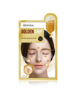 メディヒールサークルポイントゴールデンチップマスク