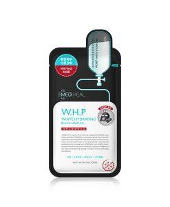 W.H.P美白水分ブラックマスクEX