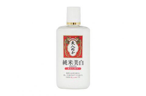 リアル「美人ぬか 純米美白化粧水」