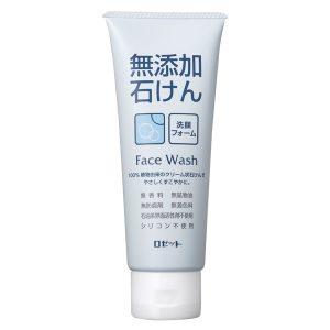 無添加石けん洗顔フォーム