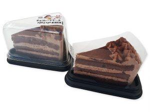 不二家 チョコレートケーキ
