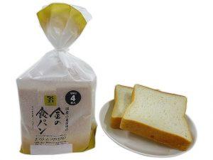 セブンプレミアムゴールド 金の食パン厚切り 4枚入