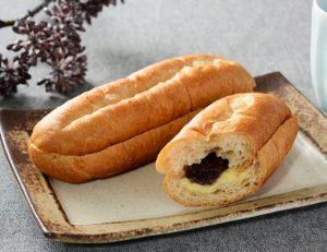 NL もち麦のあんバターブレッド