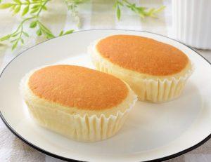 NL ブランのチーズ蒸しケーキ 2個入 〜乳酸菌入〜