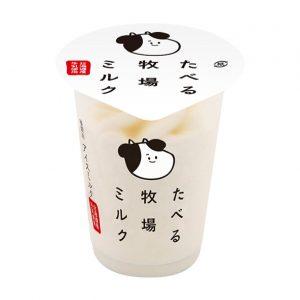 赤城 たべる牧場ミルク