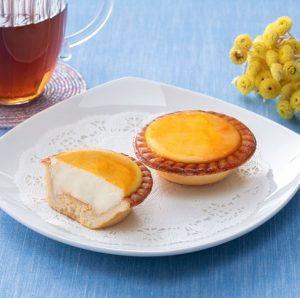 バター香る焼きチーズタルト