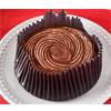 チョコホイップシフォン風ケーキ(くるみ)