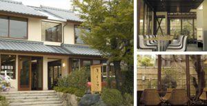 散策の一休みに「よーじやカフェ 嵯峨野嵐山店」