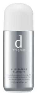 紫外線や花粉から肌を守ってくれる「dプログラム アレルバリアエッセンス」