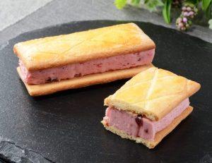 Uchi Café Spécialité 華いろいちごバタービスキュイサンド